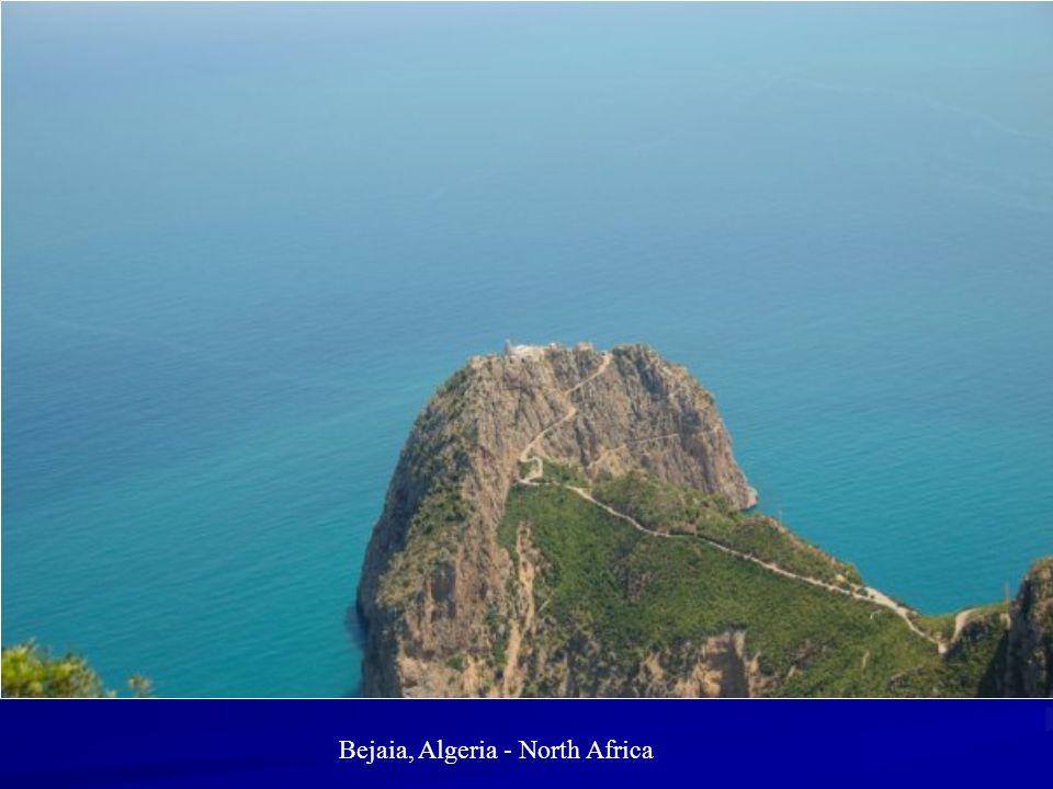 Bejaia, Algeria - North Africa