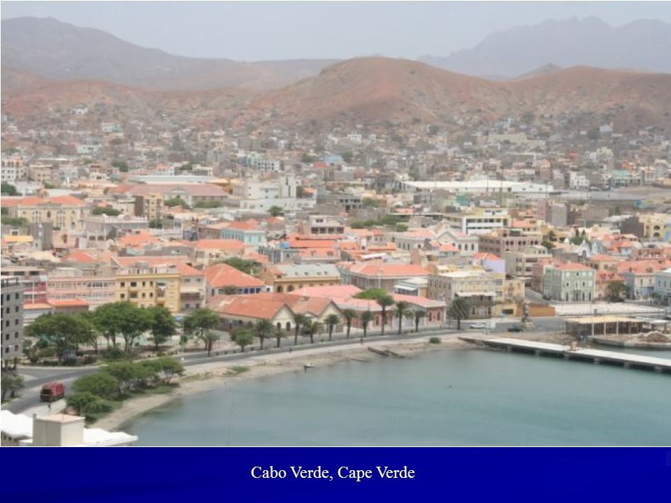 Cabo Verde, Cape Verde