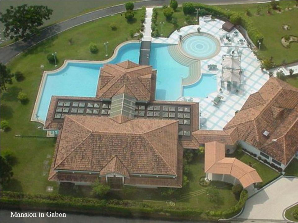 Mansion in Gabon