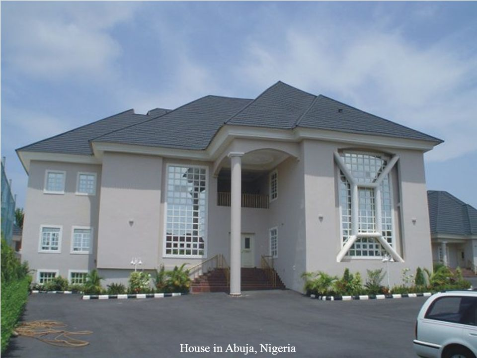 House in Abuja, Nigeria