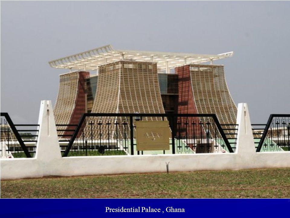 Presidential Palace , Ghana