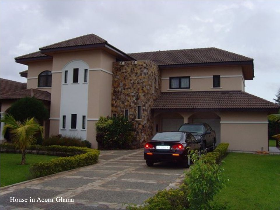 House in Accra-Ghana