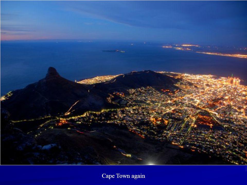 Cape Town again