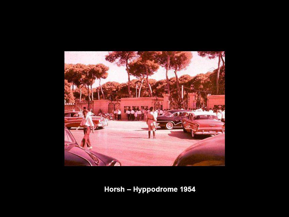Horsh – Hyppodrome 1954