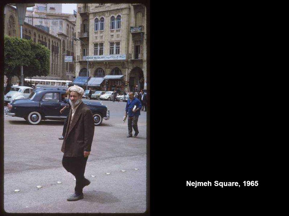 Nejmeh Square, 1965