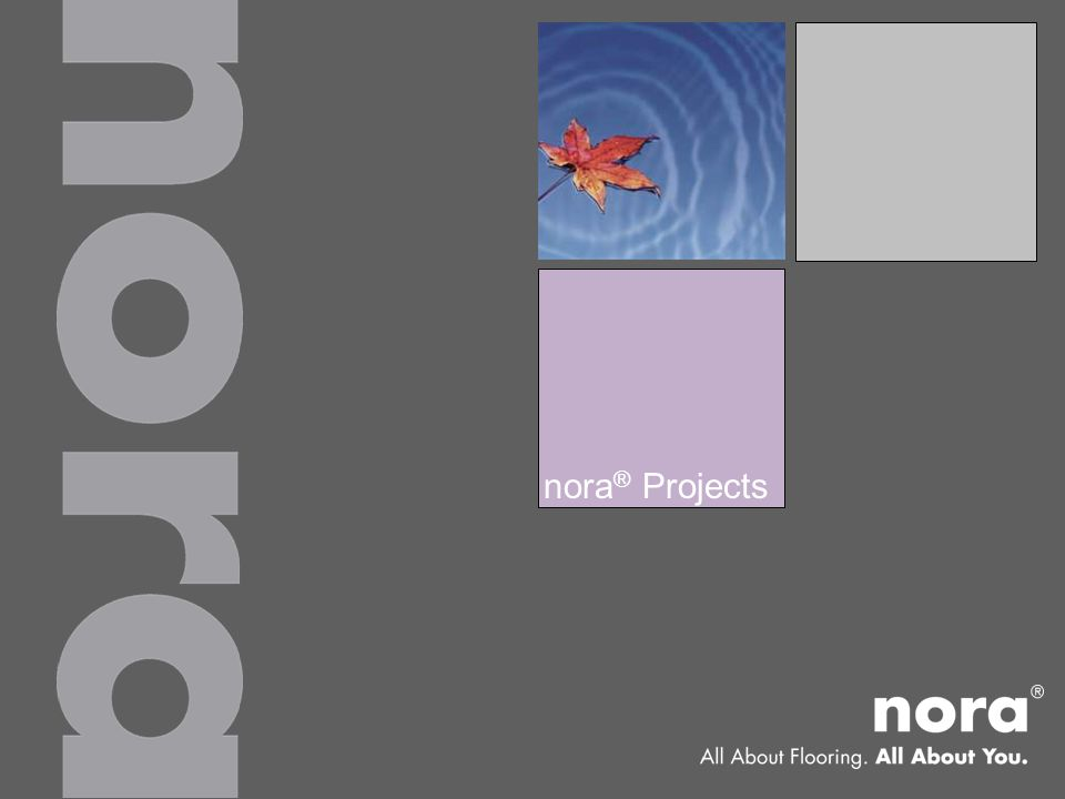 nora® Projects 1
