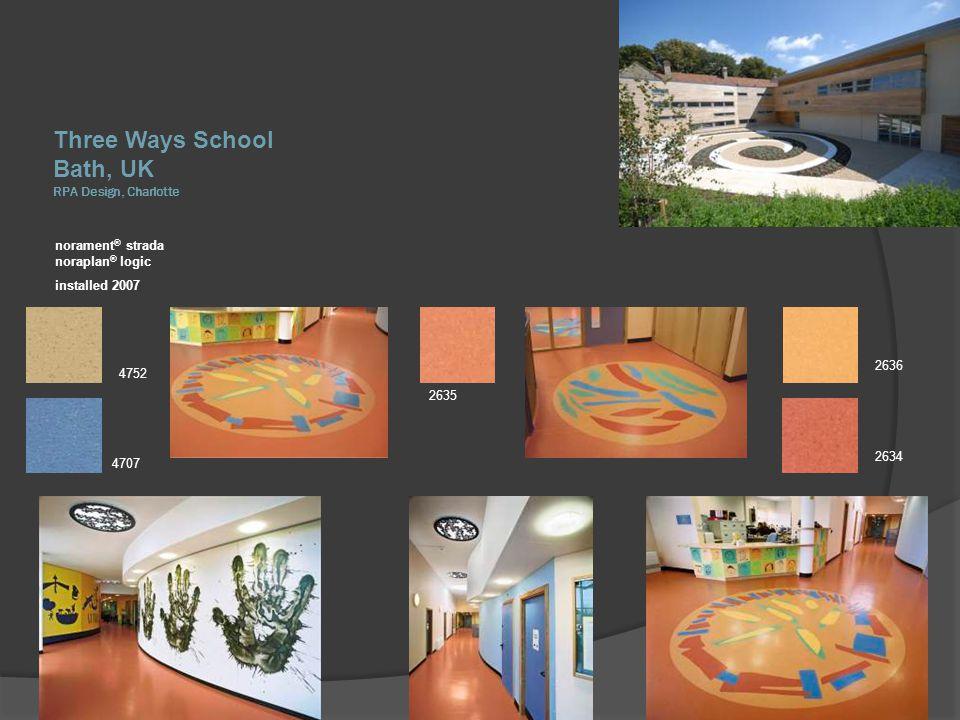 Three Ways School Bath, UK