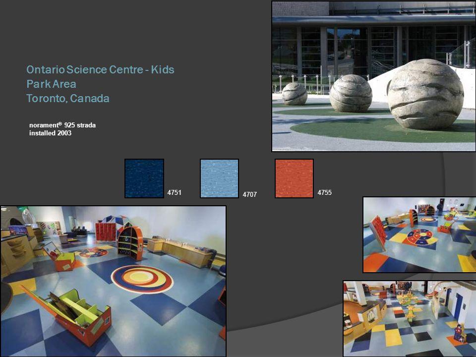 Ontario Science Centre - Kids Park Area Toronto, Canada