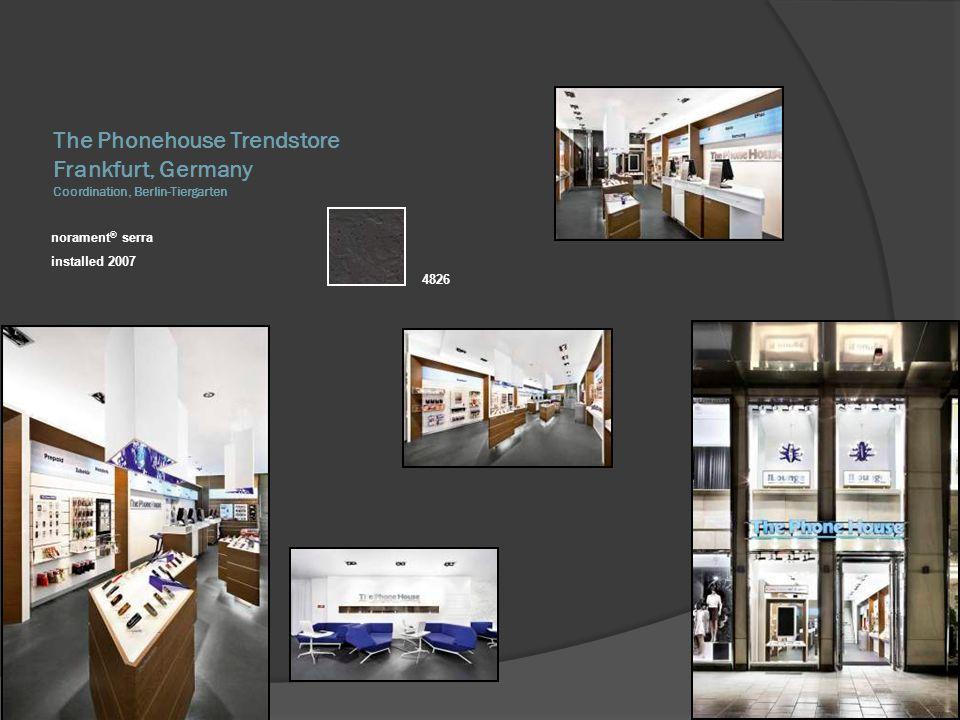 The Phonehouse Trendstore Frankfurt, Germany Coordination, Berlin-Tiergarten