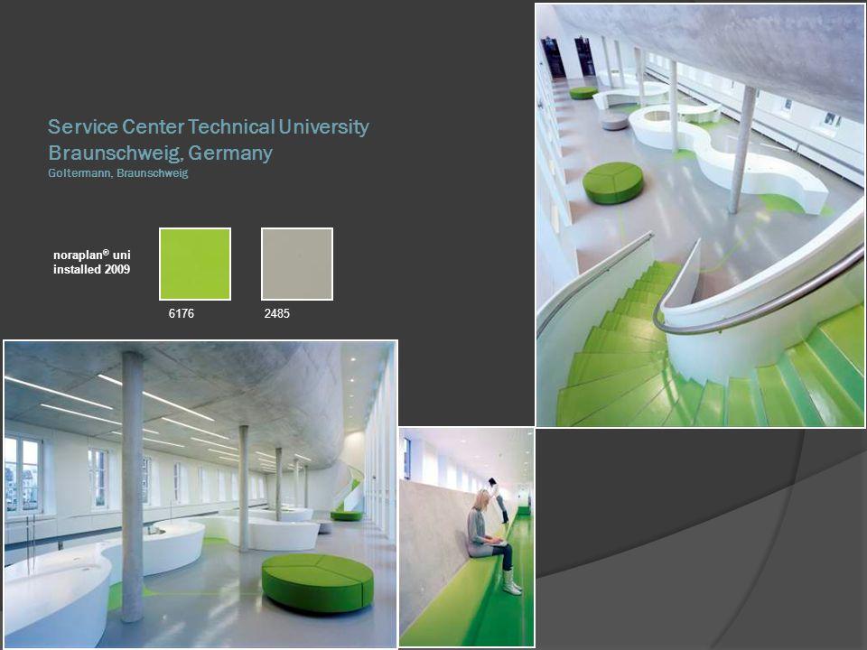 Service Center Technical University Braunschweig, Germany Goltermann, Braunschweig