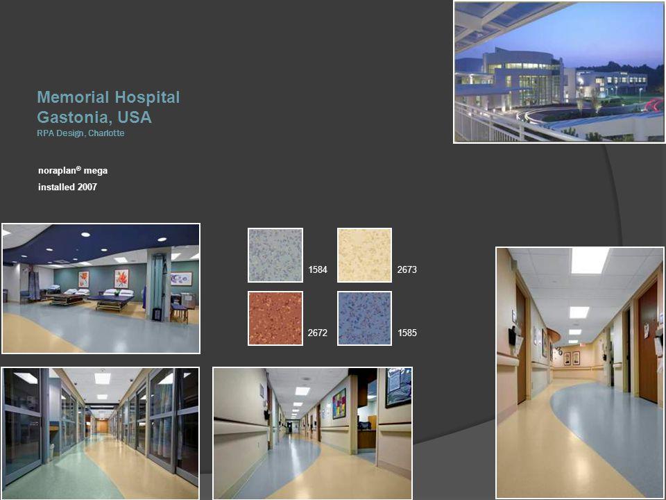 Memorial Hospital Gastonia, USA
