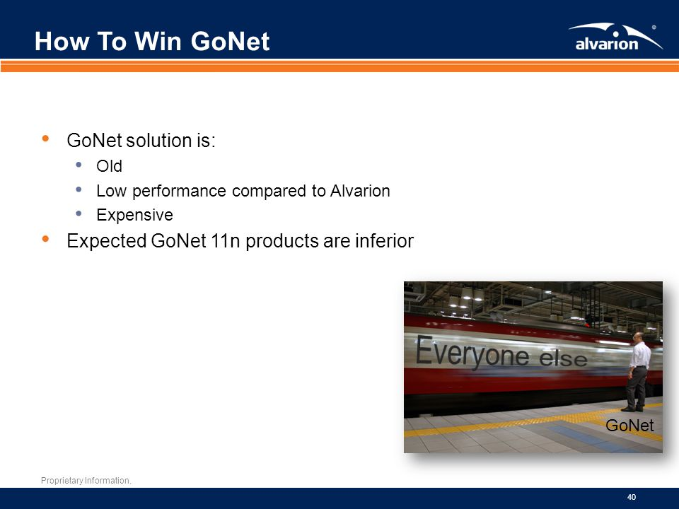 How To Win GoNet GoNet solution is: