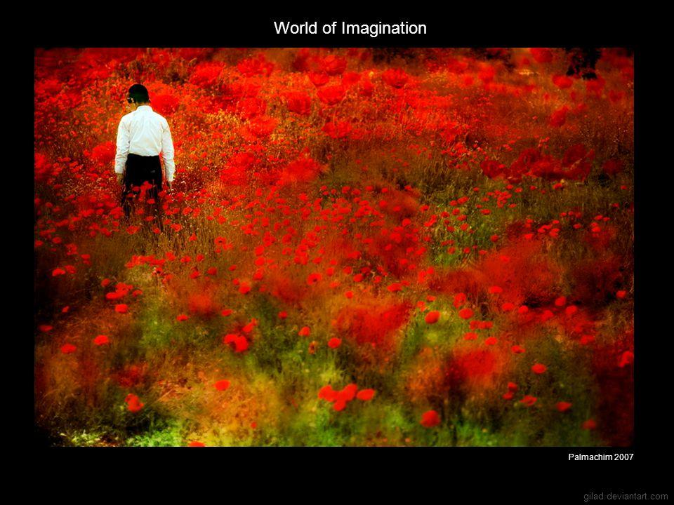 World of Imagination Palmachim 2007 gilad.deviantart.com