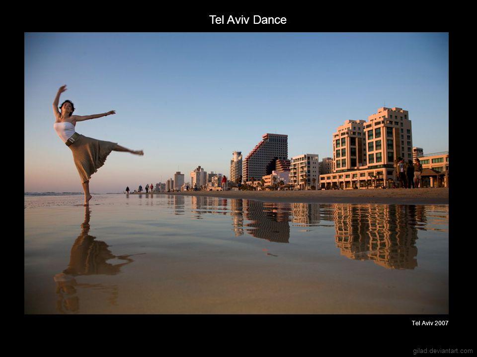 Tel Aviv Dance Tel Aviv 2007 gilad.deviantart.com