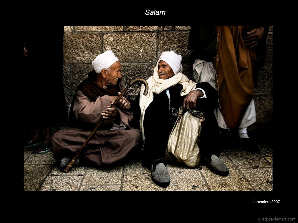 Salam Jerusalem 2007 gilad.deviantart.com