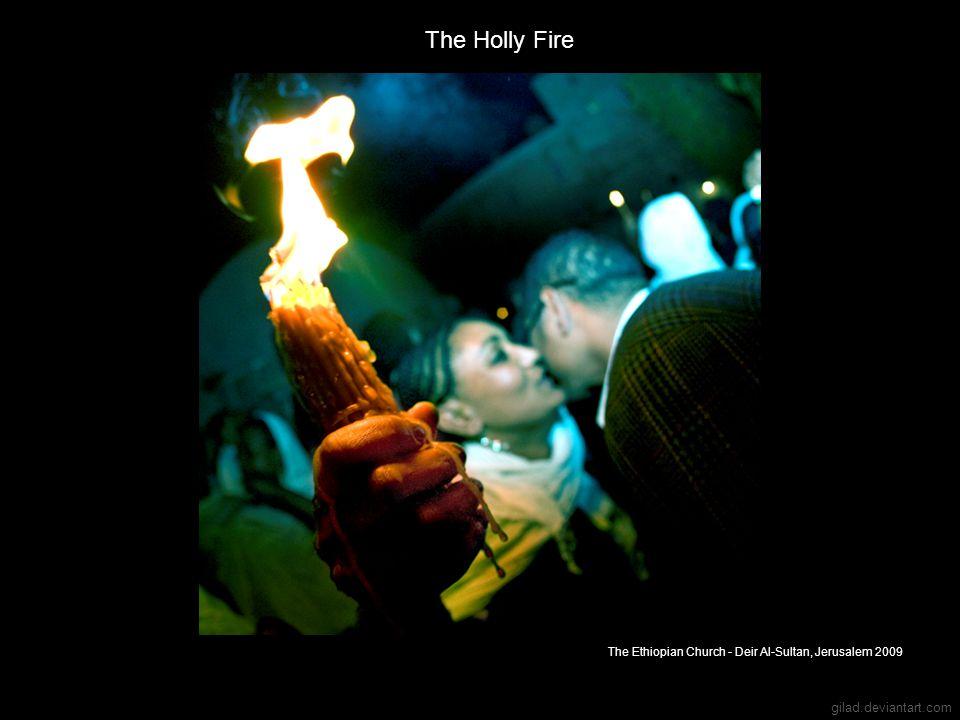 The Holly Fire gilad.deviantart.com