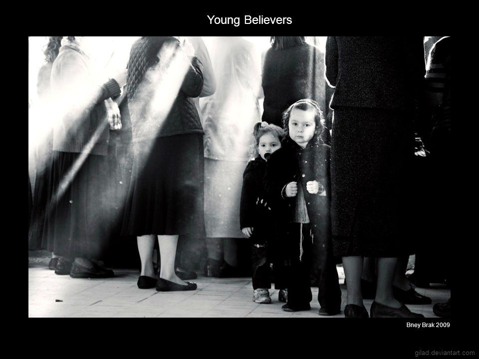 Young Believers Bney Brak 2009 gilad.deviantart.com