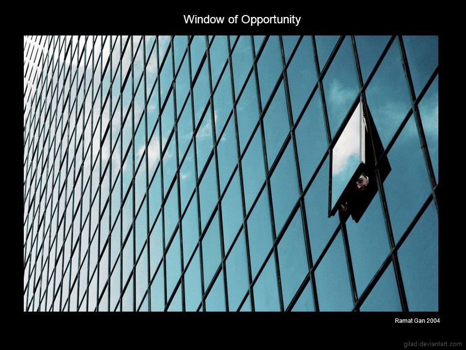 Window of Opportunity Ramat Gan 2004 gilad.deviantart.com