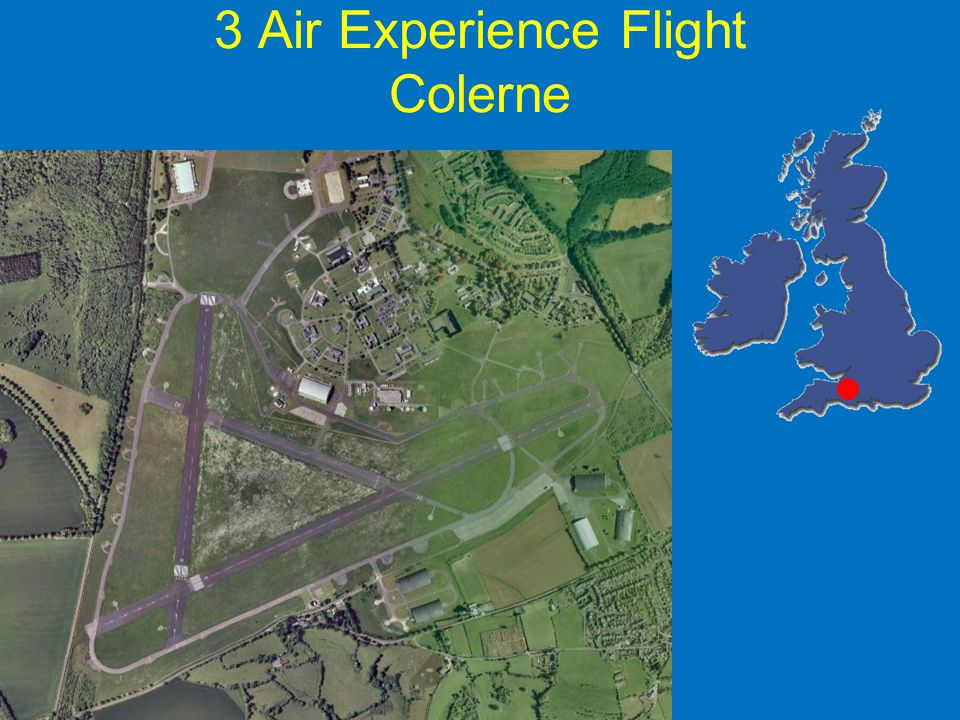 3 Air Experience Flight Colerne
