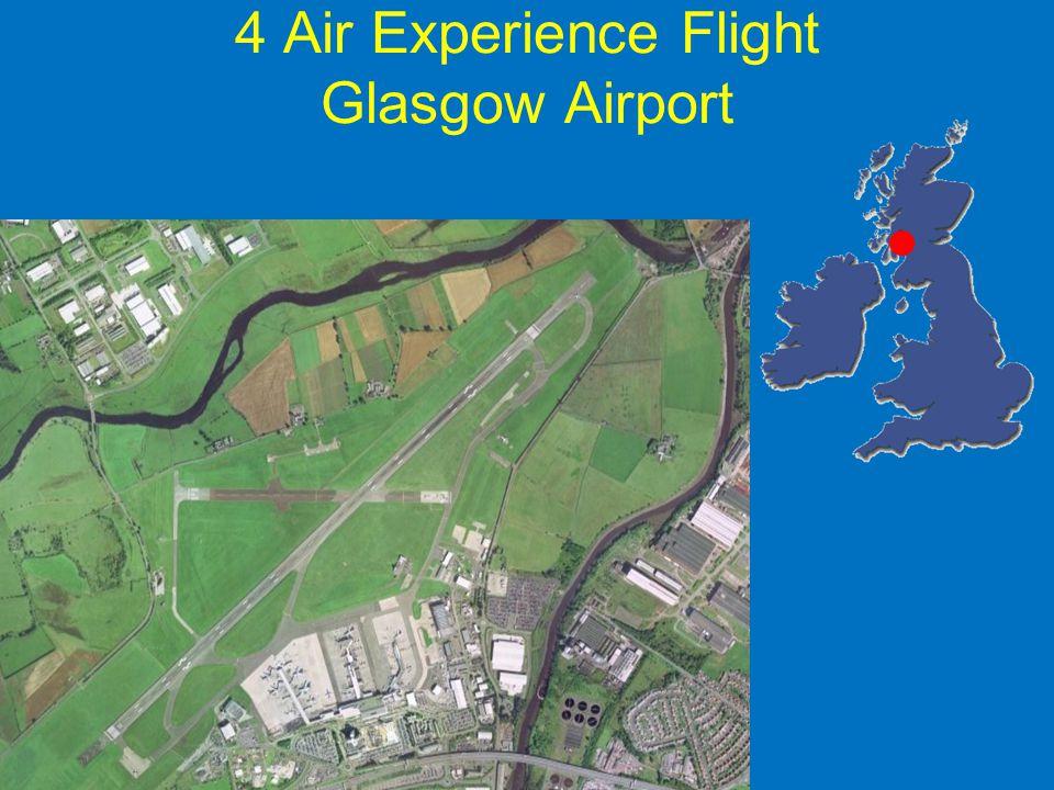 4 Air Experience Flight Glasgow Airport