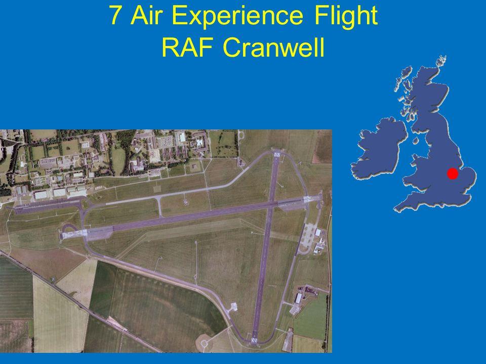 7 Air Experience Flight RAF Cranwell