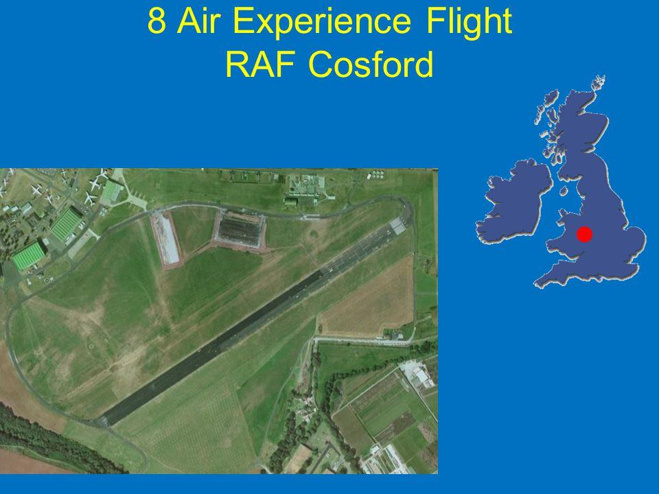 8 Air Experience Flight RAF Cosford