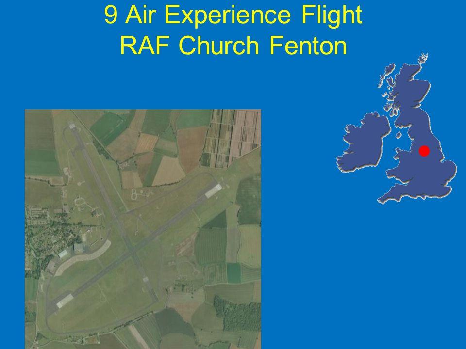 9 Air Experience Flight RAF Church Fenton