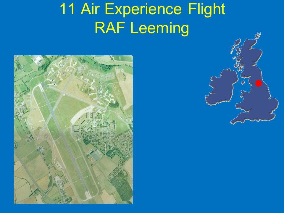 11 Air Experience Flight RAF Leeming