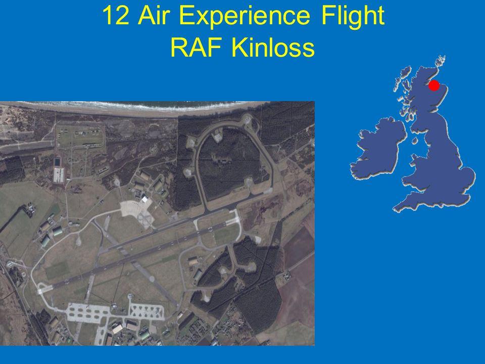 12 Air Experience Flight RAF Kinloss