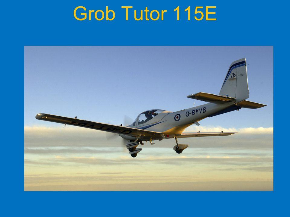 Grob Tutor 115E