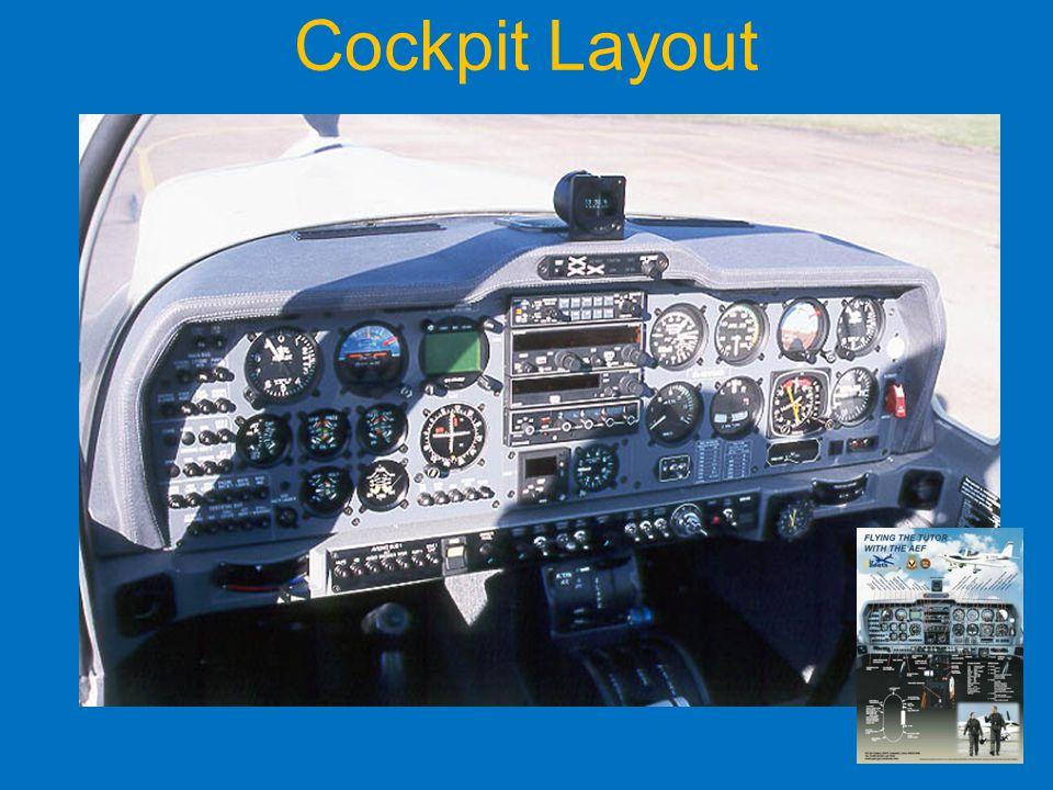 Cockpit Layout General Cockpit Layout