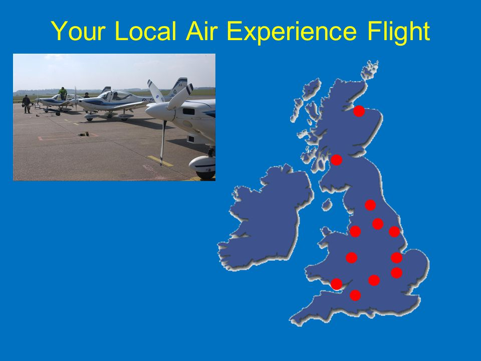 Your Local Air Experience Flight