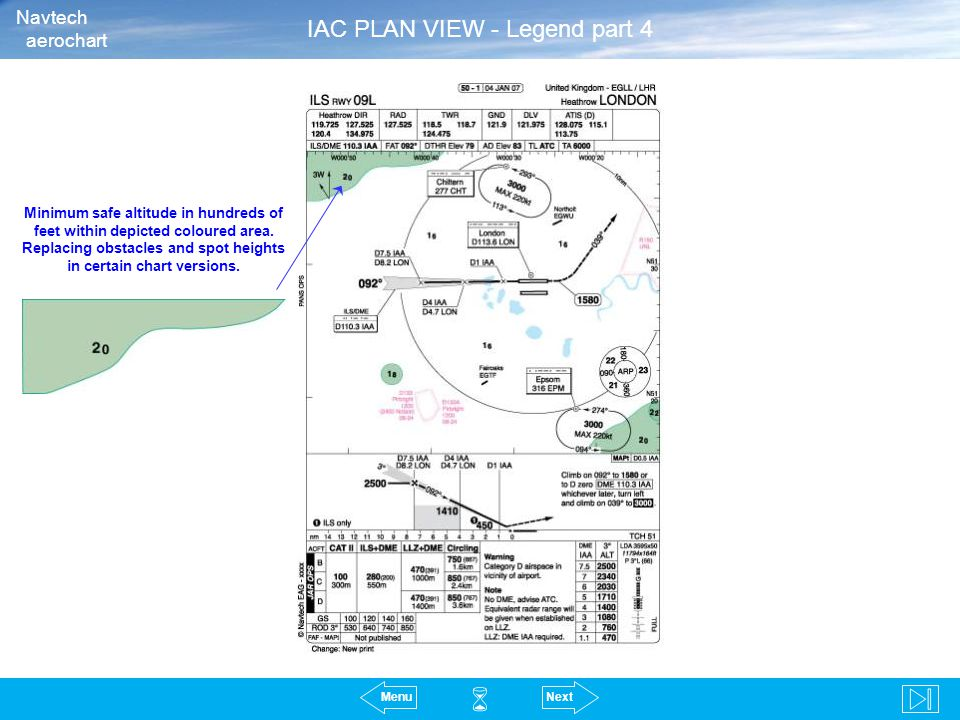 IAC PLAN VIEW - Legend part 4