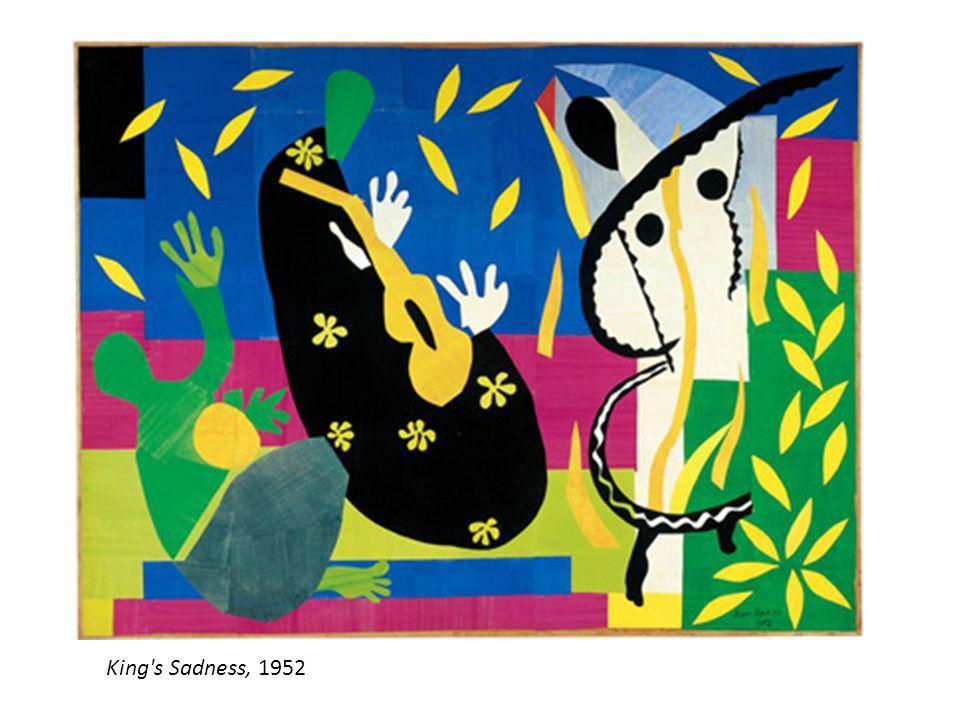 King s Sadness, 1952