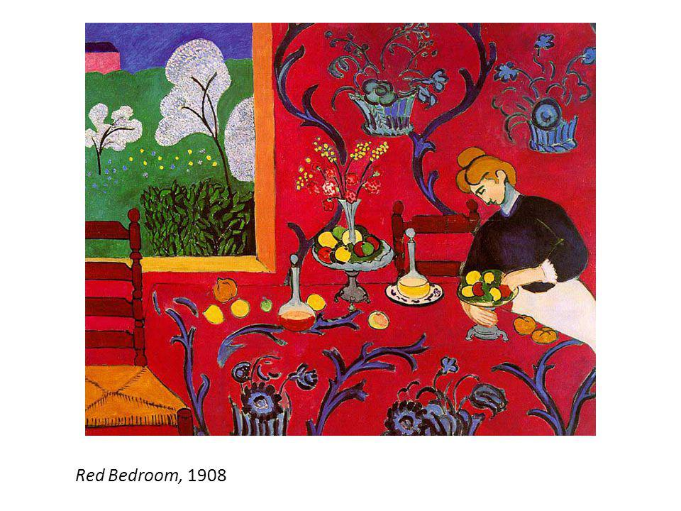 Red Bedroom, 1908