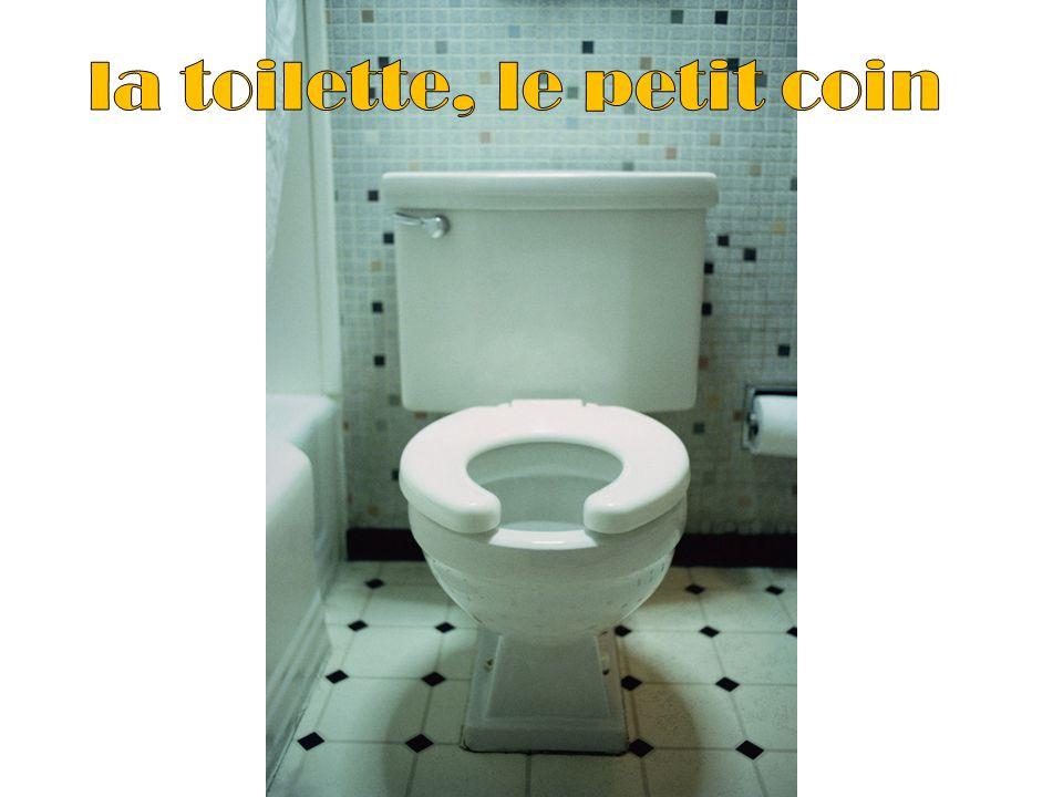 la toilette, le petit coin
