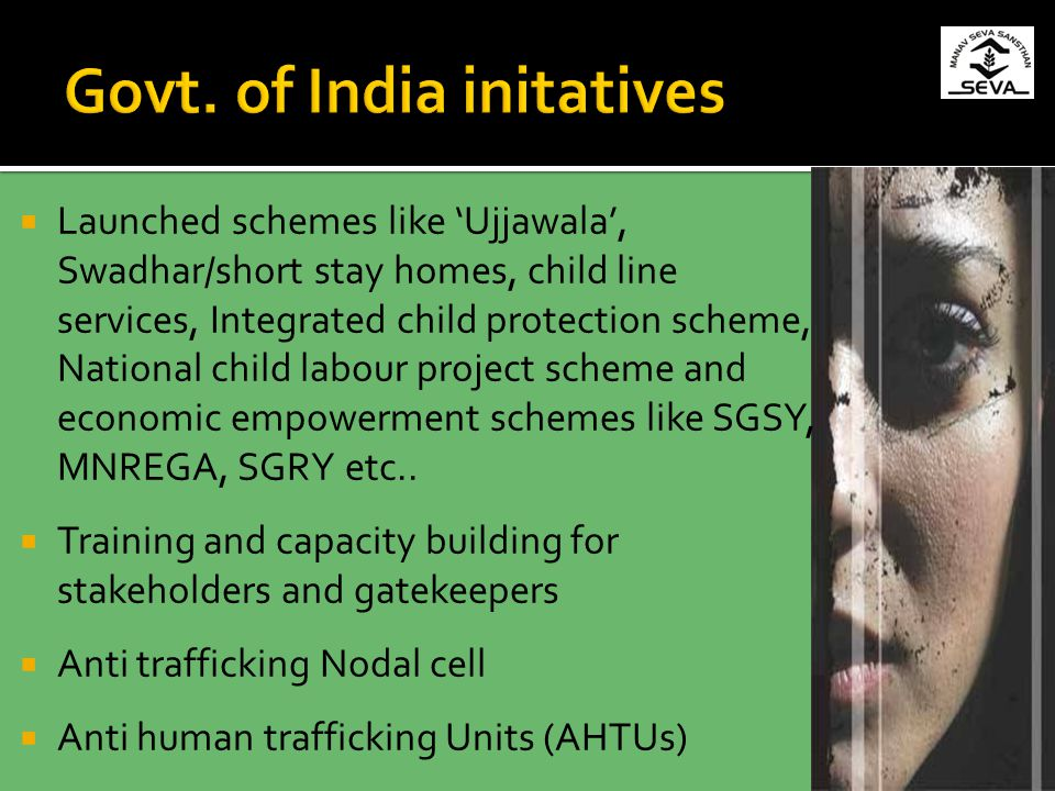 Govt. of India initatives