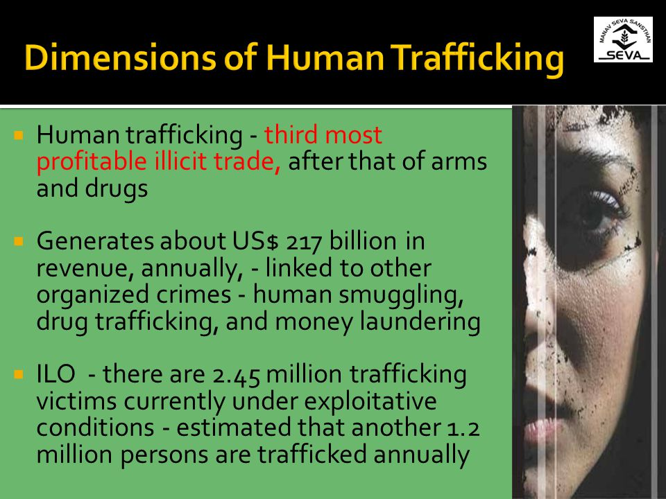 Dimensions of Human Trafficking