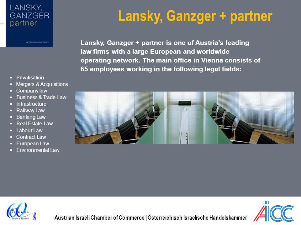 Lansky, Ganzger + partner