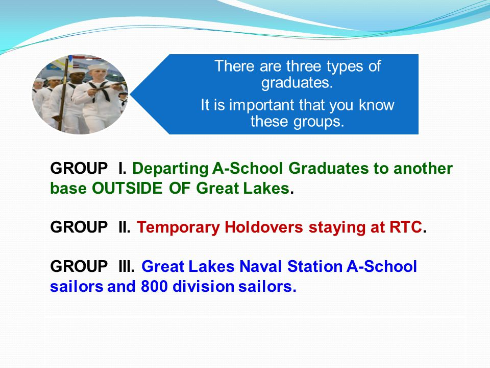 GROUP II. Temporary Holdovers staying at RTC.