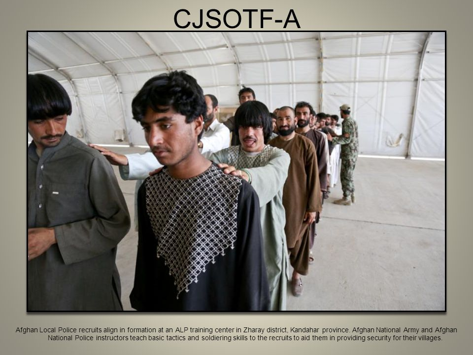CJSOTF-A