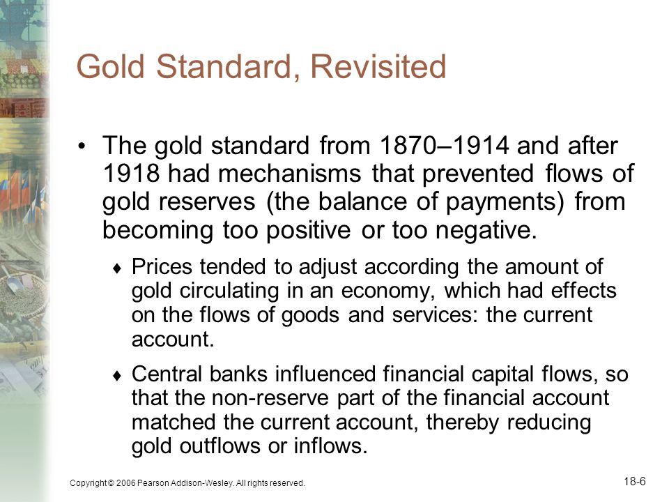 Gold Standard, Revisited