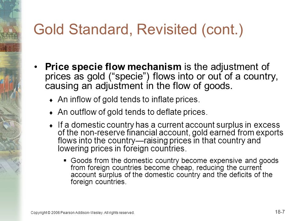 Gold Standard, Revisited (cont.)