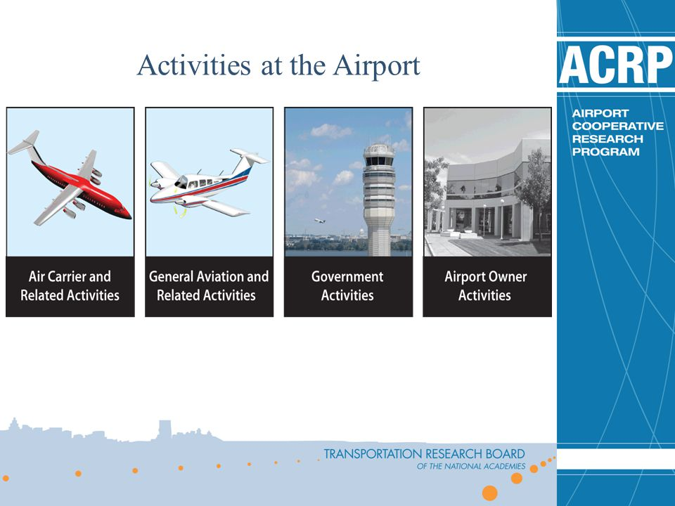 Activities at the Airport