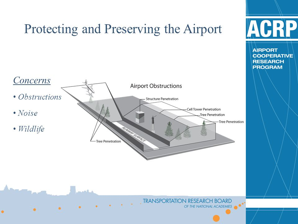 Protecting and Preserving the Airport