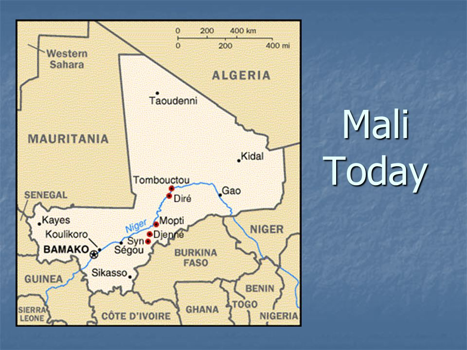 Mali Today