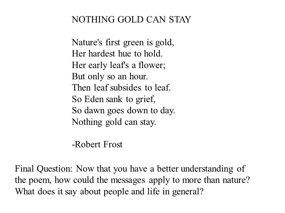 nature in the poems of robert frost Introduction: robert frost was the leading modern american poet of nature and rural life most of his poems are upon natural element he was very much interested in natural things he found beauty in common place.