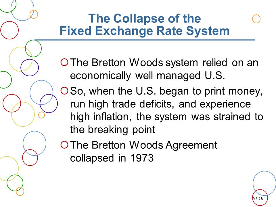 Global business today 6e ppt download the collapse of the fixed exchange rate system platinumwayz