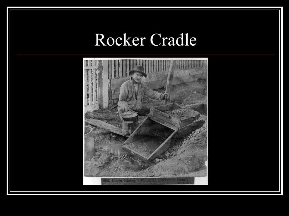 Rocker Cradle