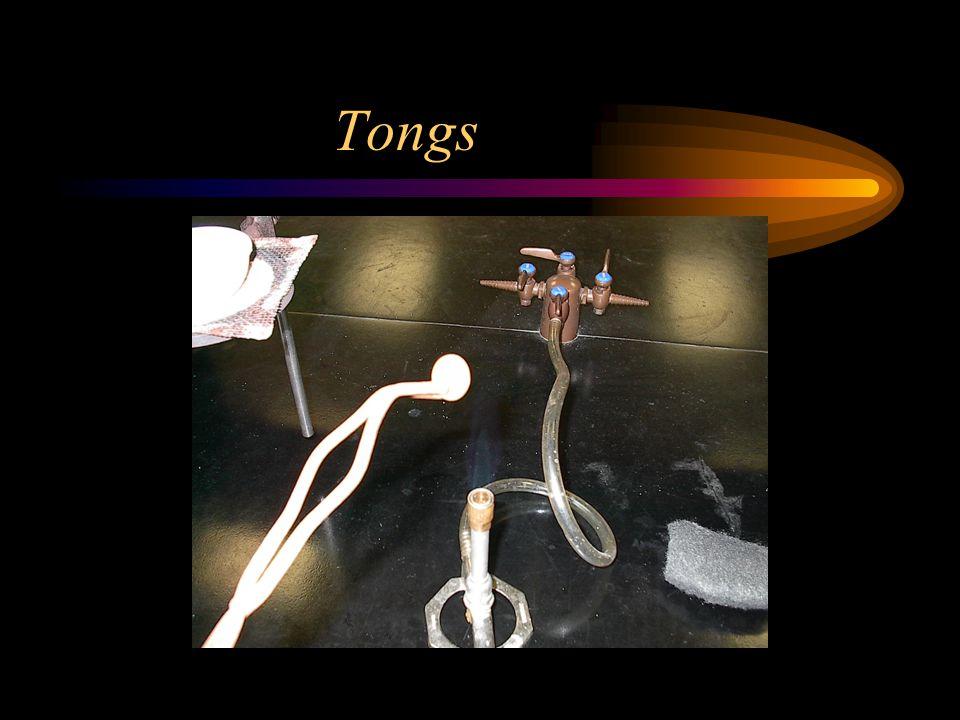 Tongs
